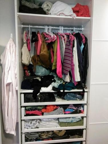 closet before image